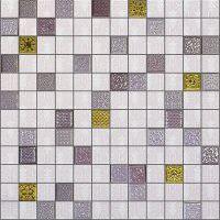 Керамическая мозайка Mosaico Felicita Astro Rosa 30 х 30